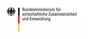 Logo: Bundesministerium für wirtschaftliche Zusammenarbeit und Entwicklung