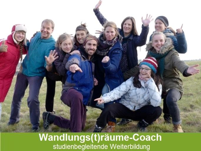Überblick der Seminare: Wandlungs(t)räume-Coach. studienbegleitende Weiterbildung