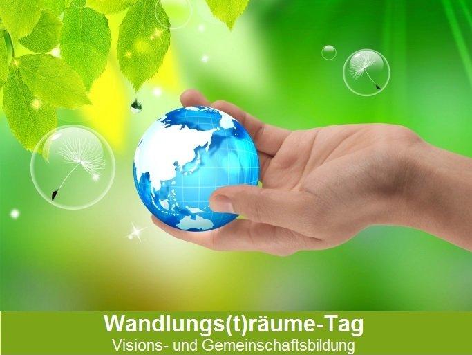 Überblick der Seminare: Wandlungs(t)räume-Tag. Visions- und Gemeinschaftsbildung